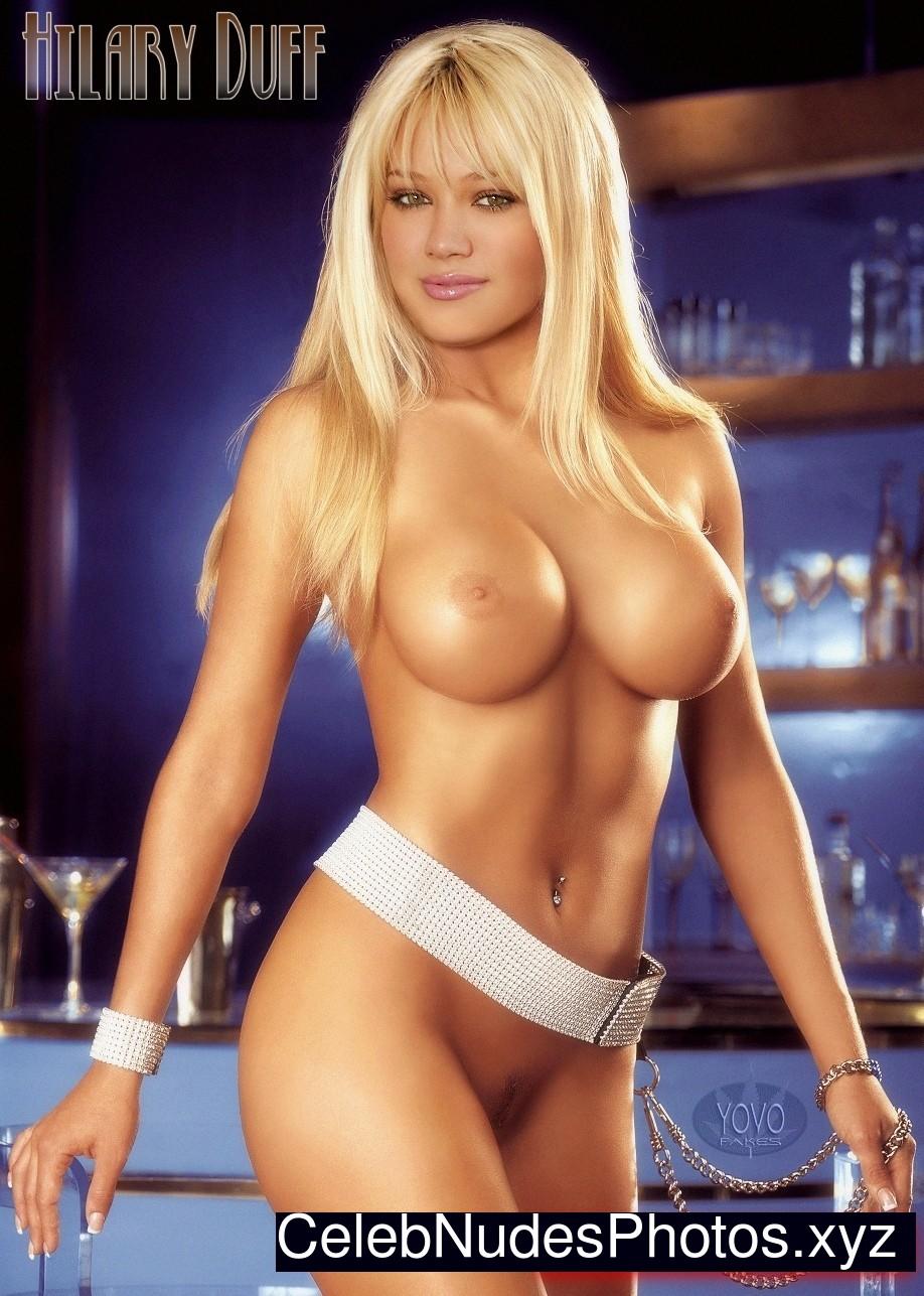 Hilary Duff celebrity nude pics