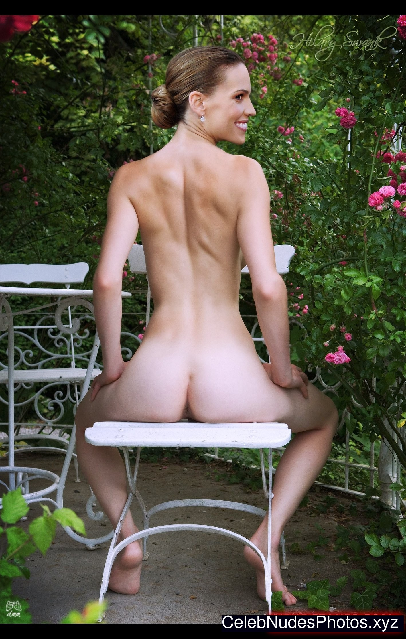 Consider, that Hot hilary swank nude