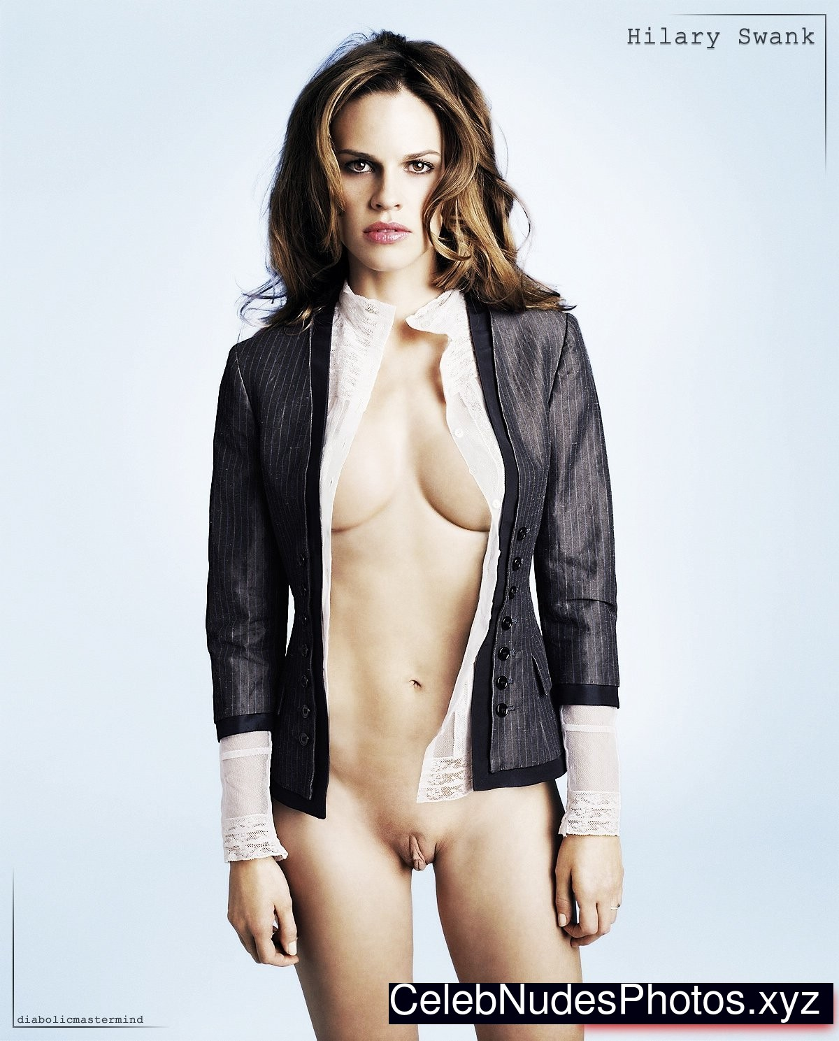 from Billy hilary swank hot and nude