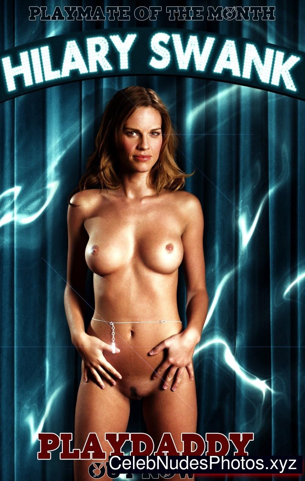 Nude Pics Of Hilary Swank