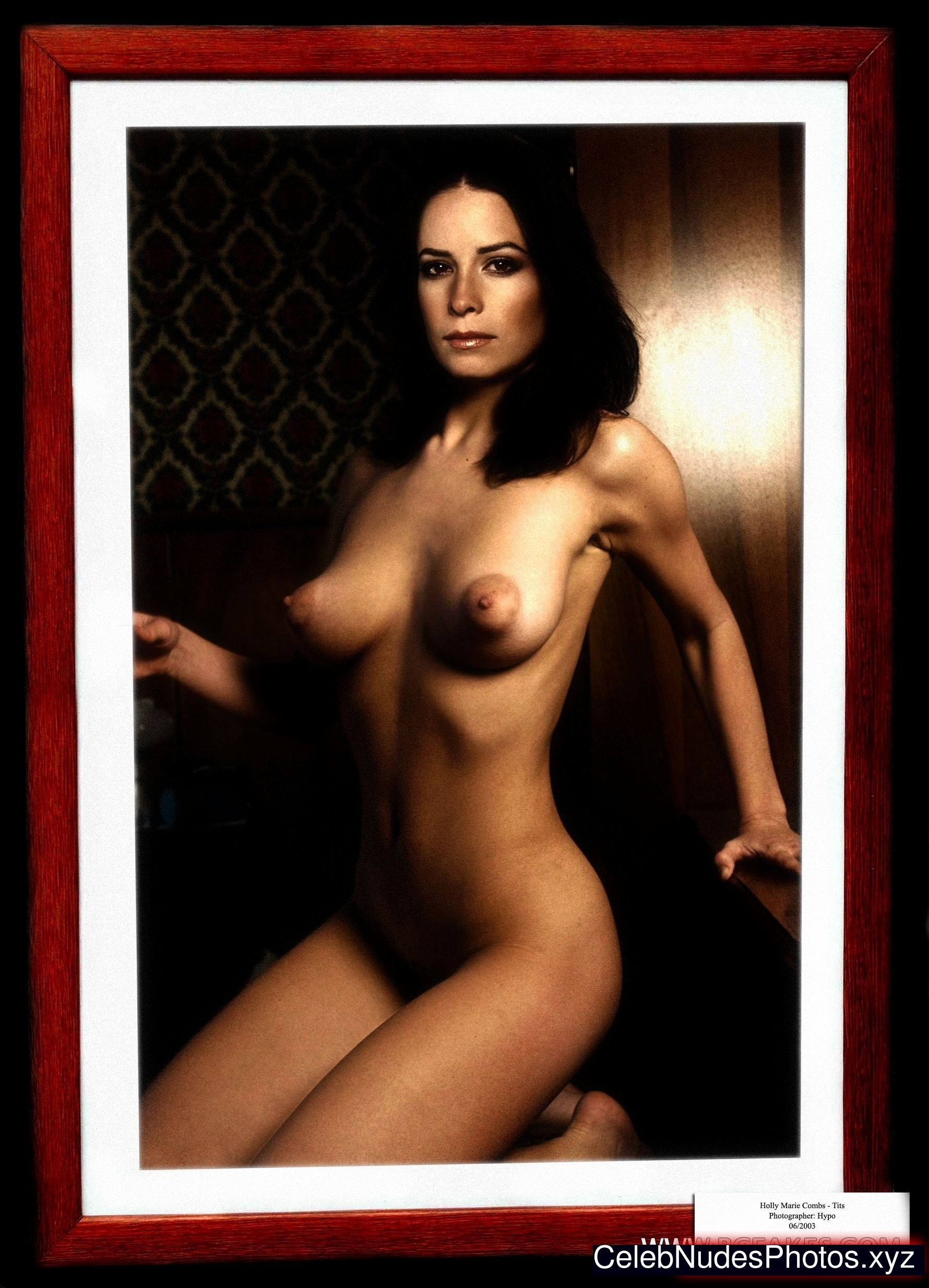 Naked pictures of holly marie combs