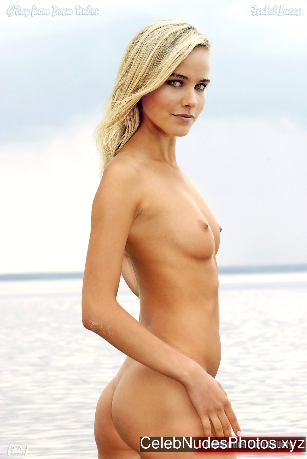 Isabel Lucas Free Nude Celeb sexy 1