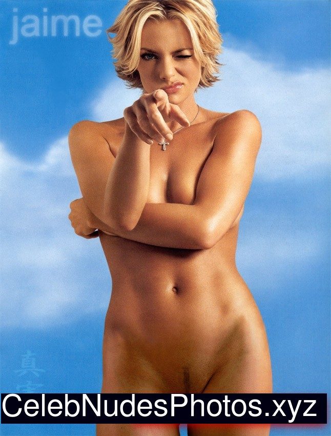Jaime Pressly Nude Celebrity Picture sexy 8