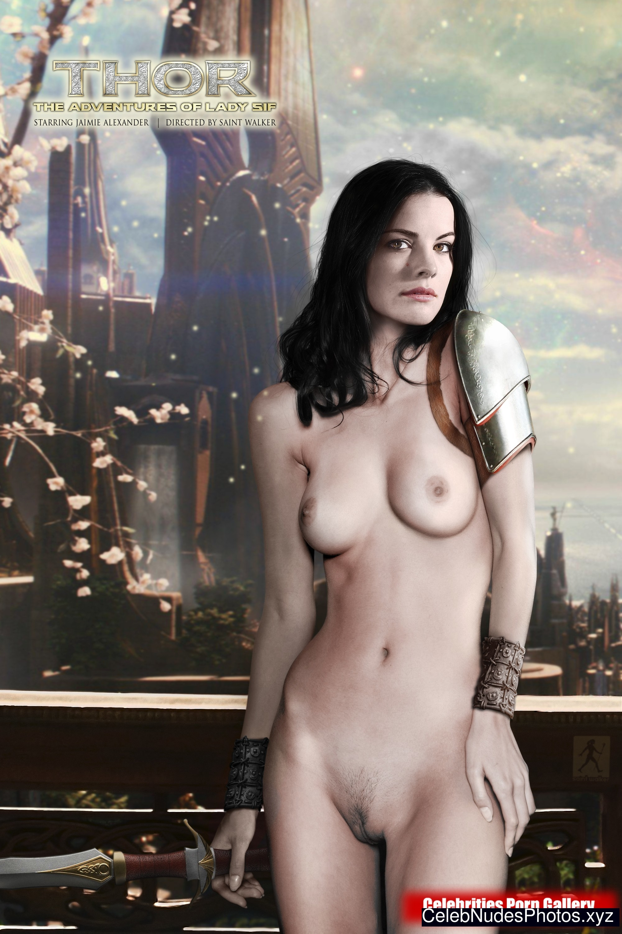 Can Nude pictures of jaimie alexander apologise