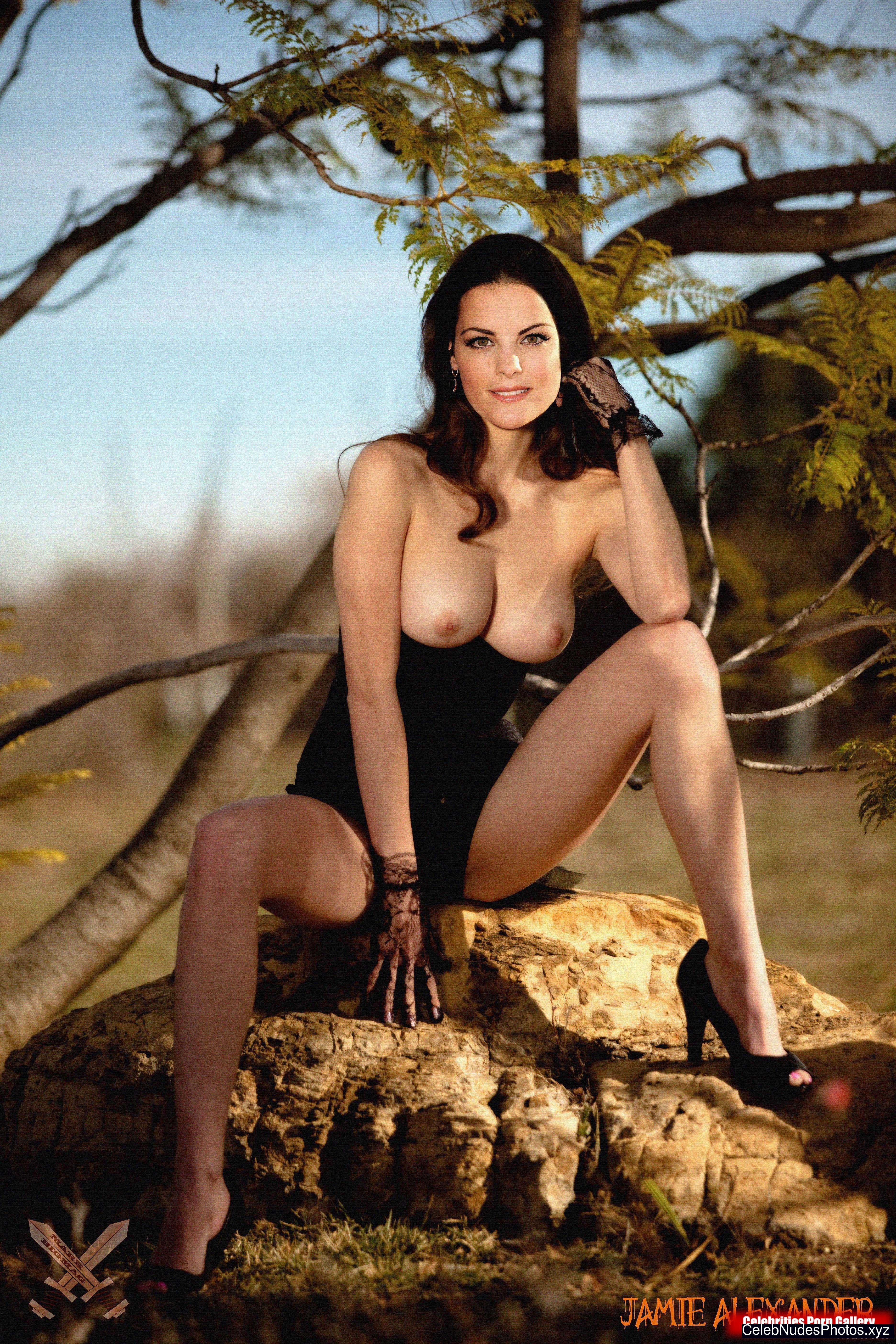 Jaimie Alexander free nude celebrities - Celeb Nudes Photos