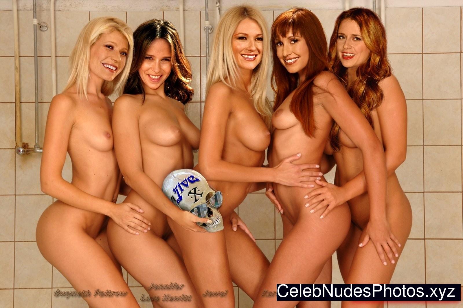 Jenna Fischer Hot Naked Celeb sexy 26