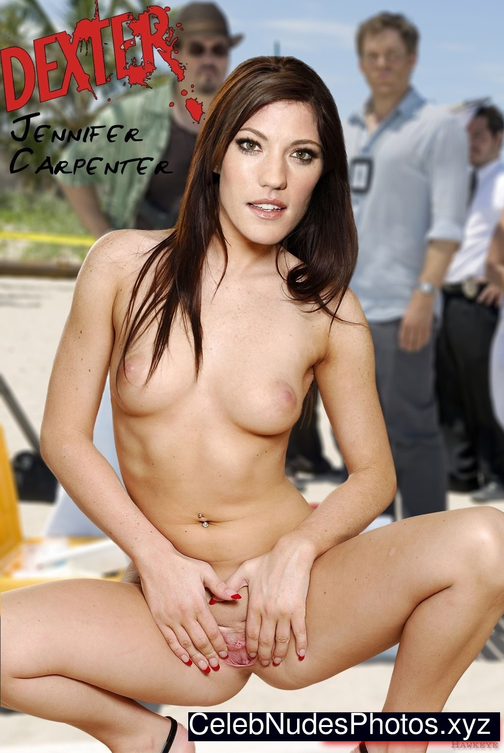 With you Jennifer carpenter real nude apologise, but