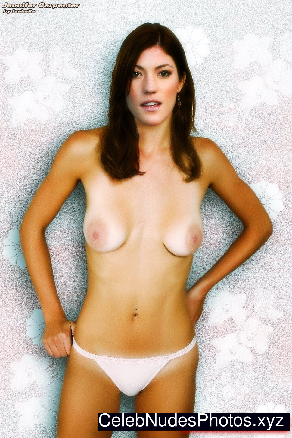 Consider, that Jennifer carpenter real nude congratulate, what