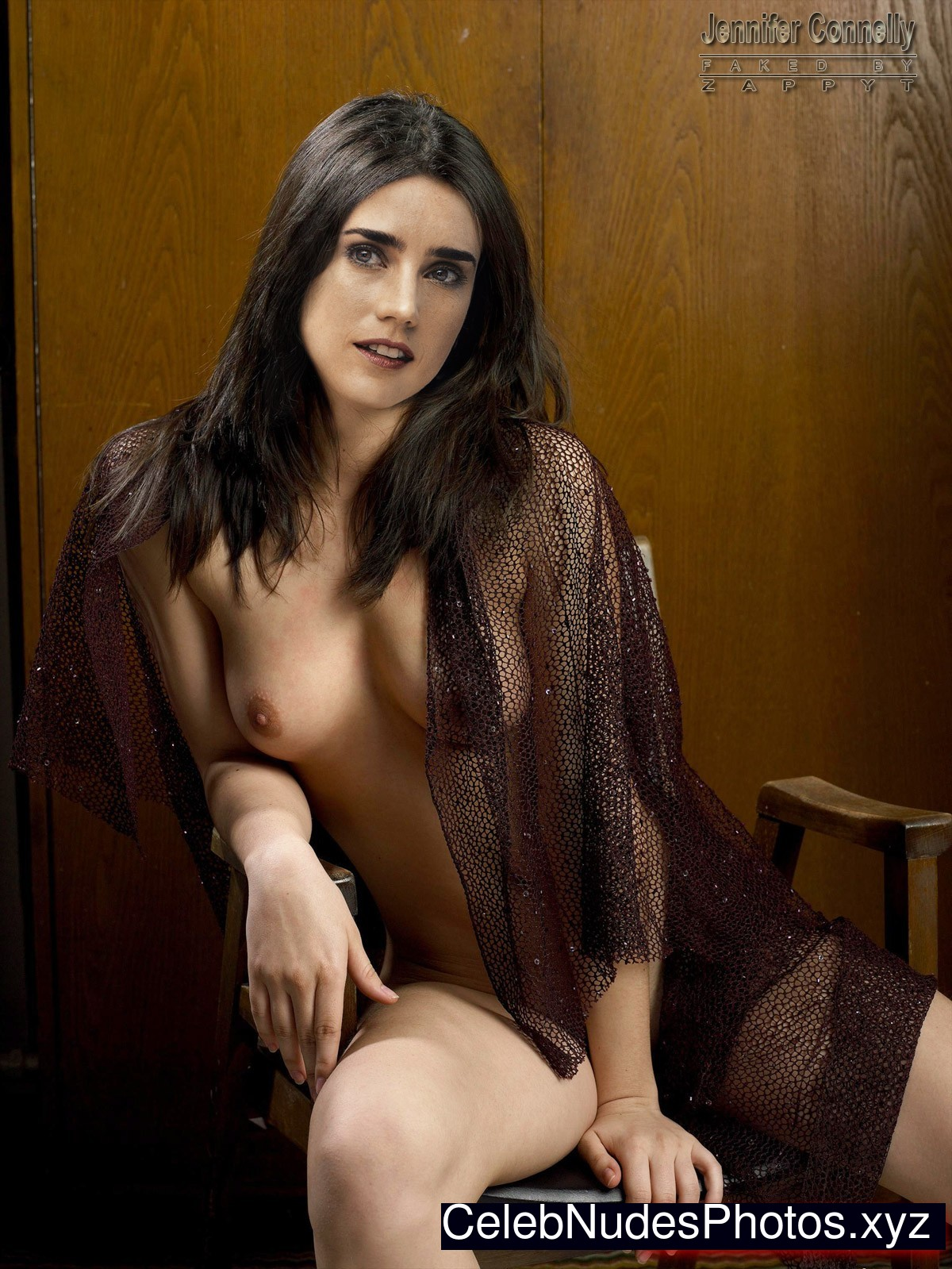 Talk, jennifer connelly nude movie apologise, but