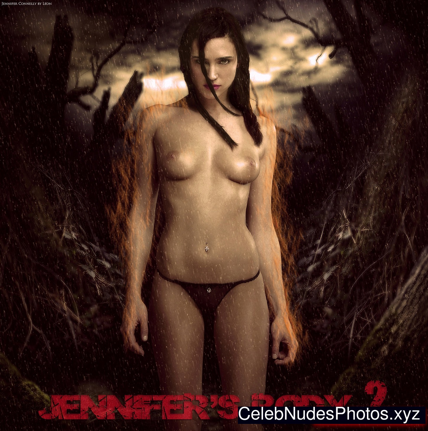 Connelly jennifer naked pic will