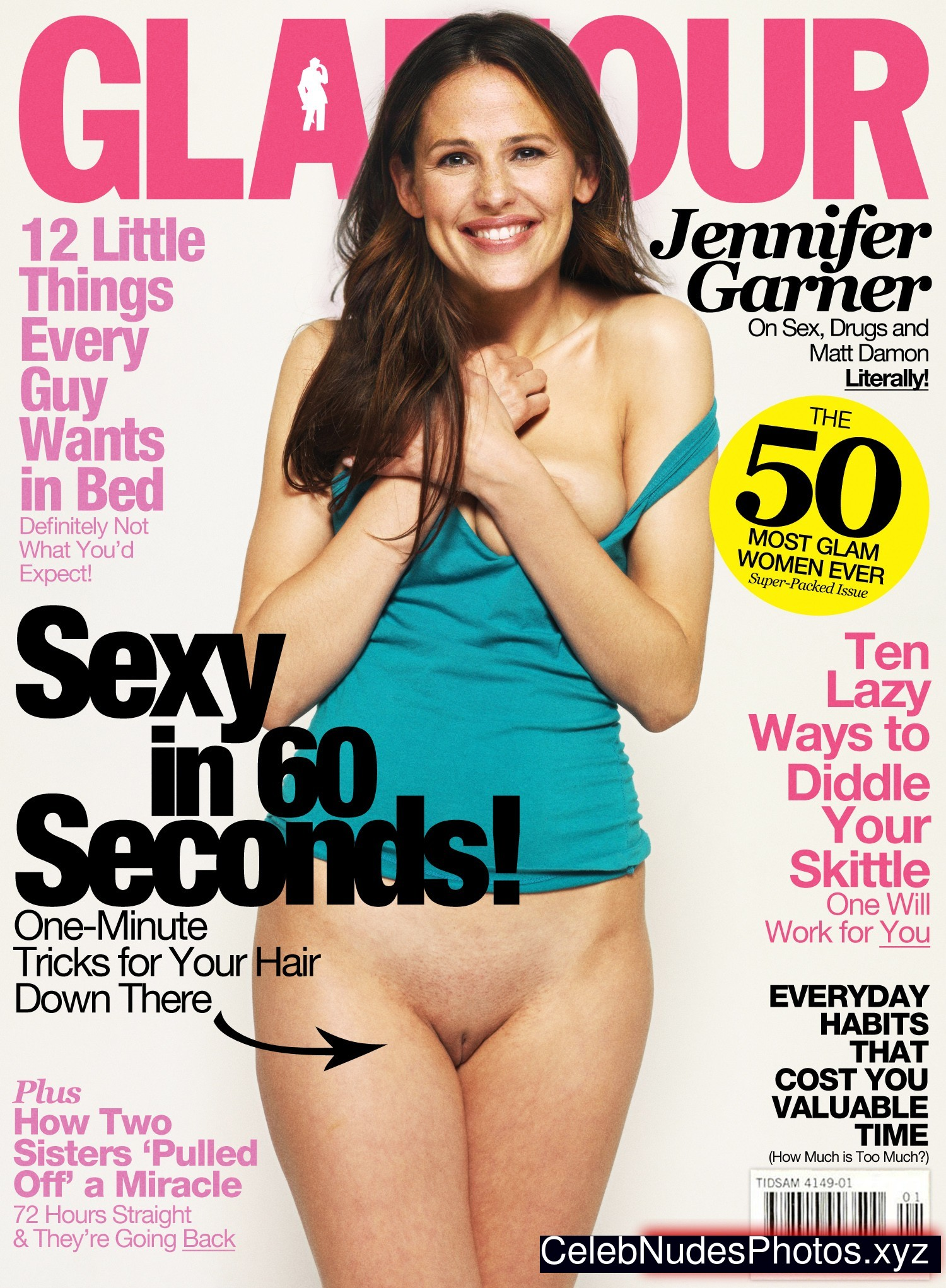 Jennifer Garner Celebrity Leaked Nude Photo sexy 15