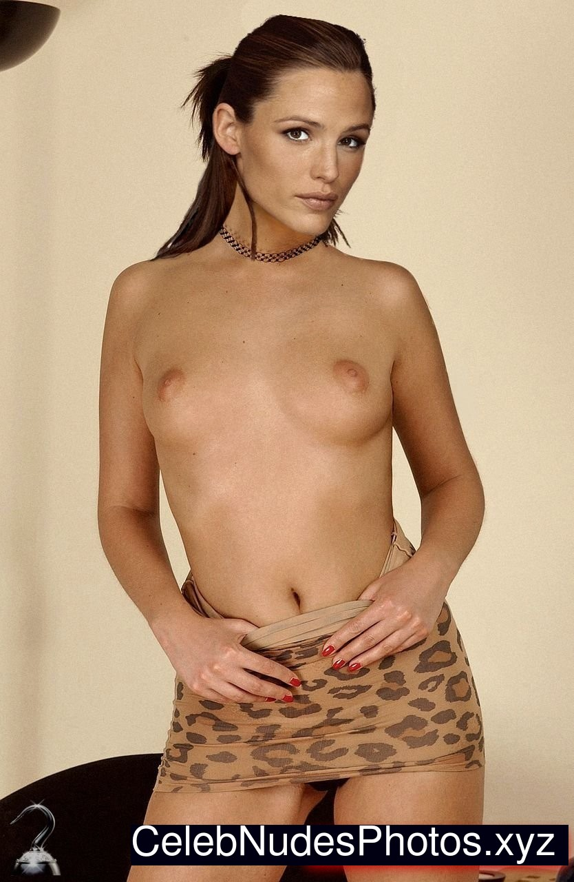 Garner nude celebrity Jennifer