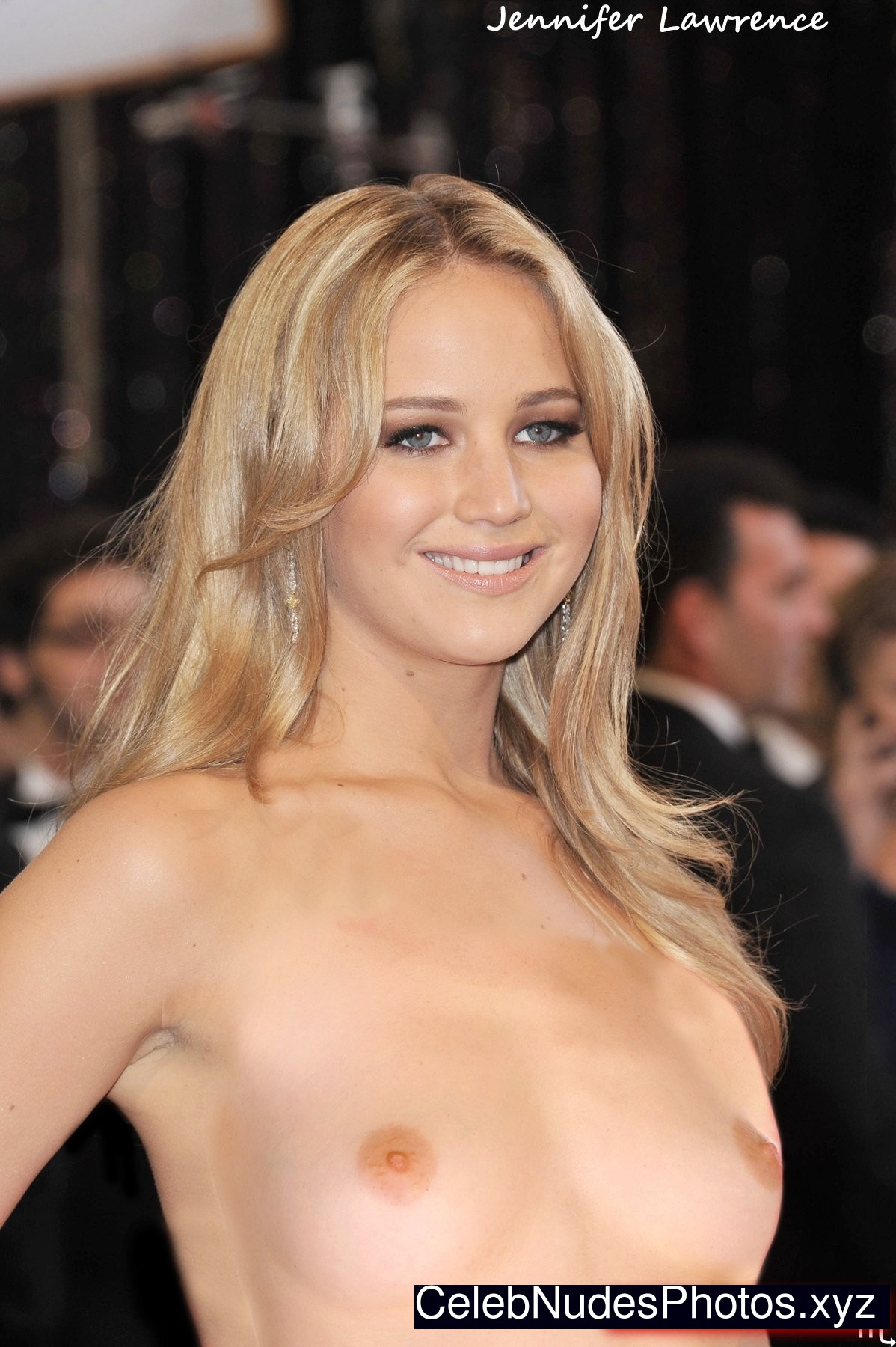 Jennifer Lawrence naked celebritys