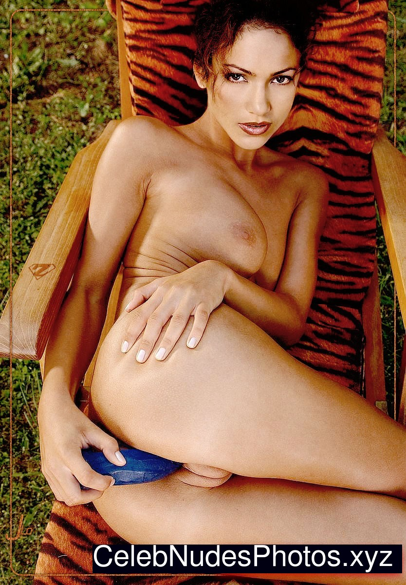Jennifer Lopez Real Celebrity Nude sexy 5
