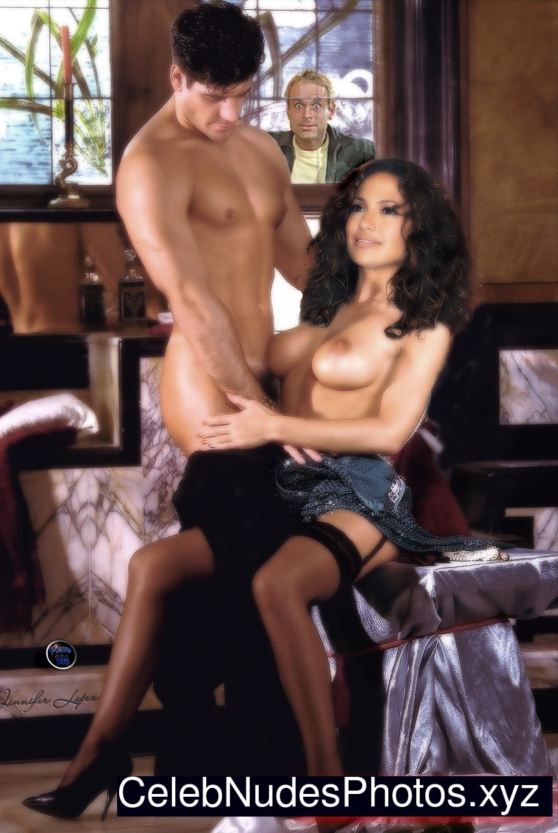 Jennifer Lopez Naked Celebrity sexy 12
