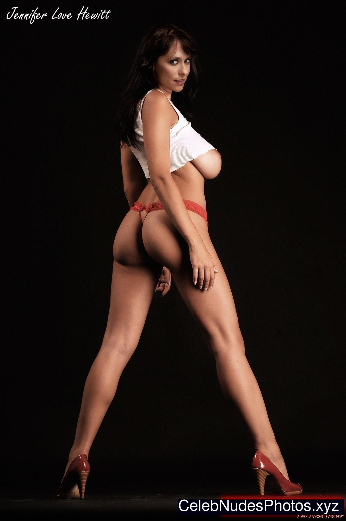 Jennifer Love Hewitt Celeb Nude sexy 7
