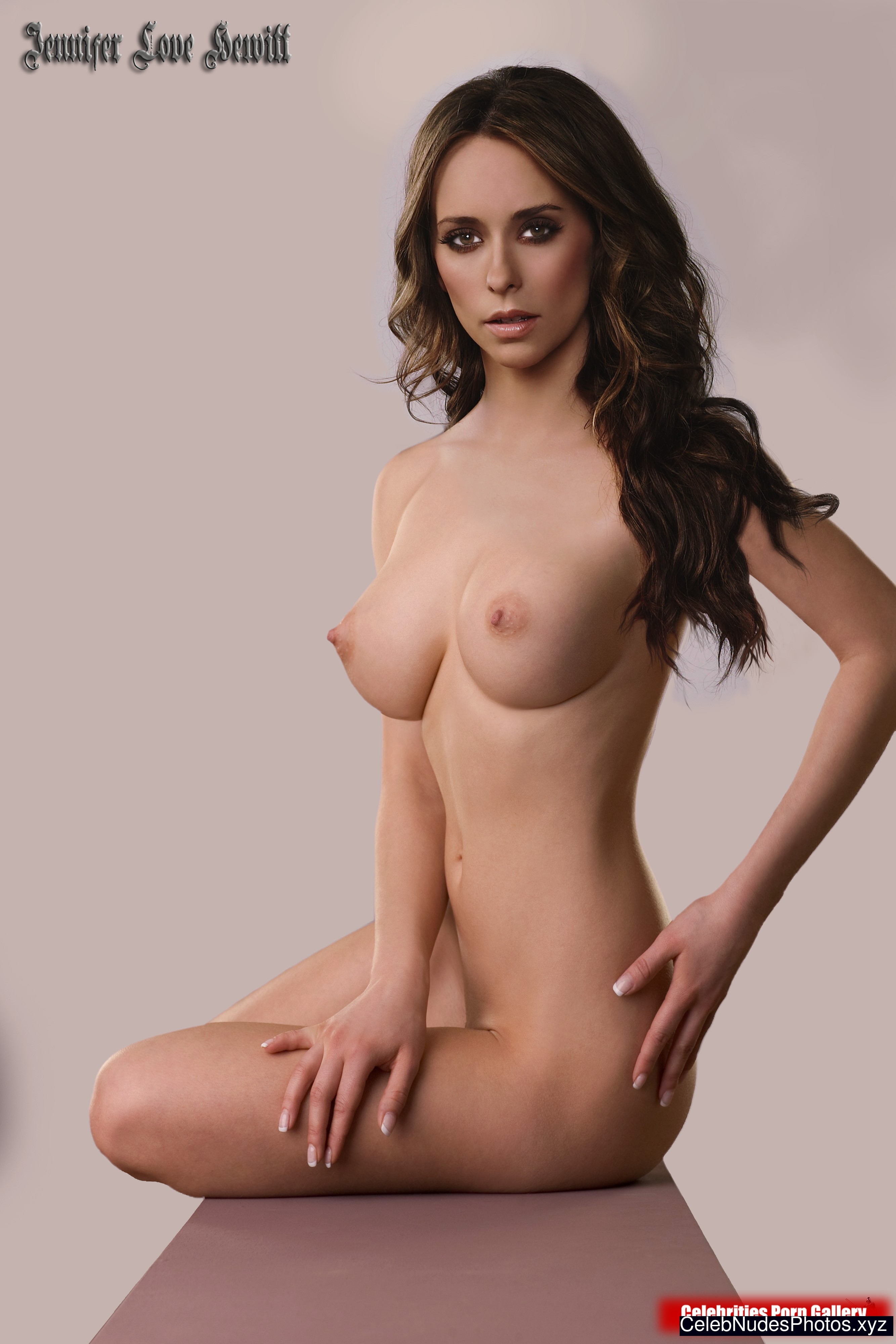 Jennifer Love Hewitt Celebrities Naked sexy 21