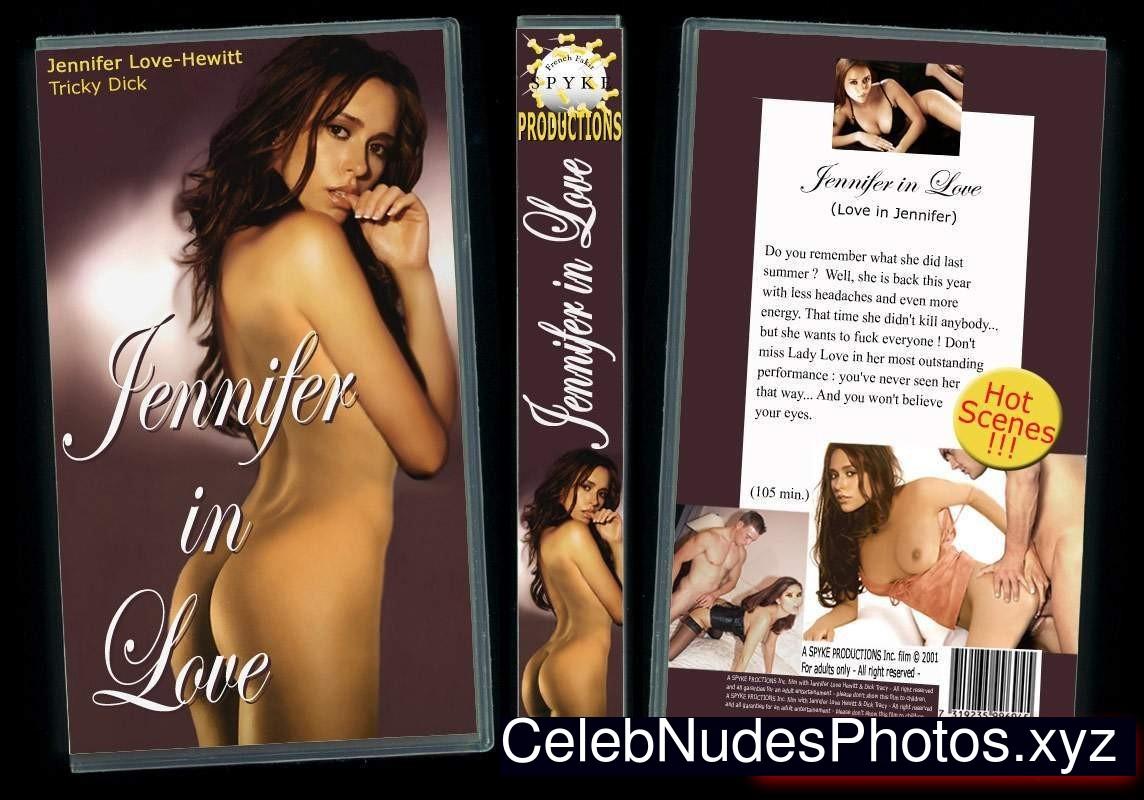 Jennifer Love Hewitt Naked Celebrity Pic sexy 23
