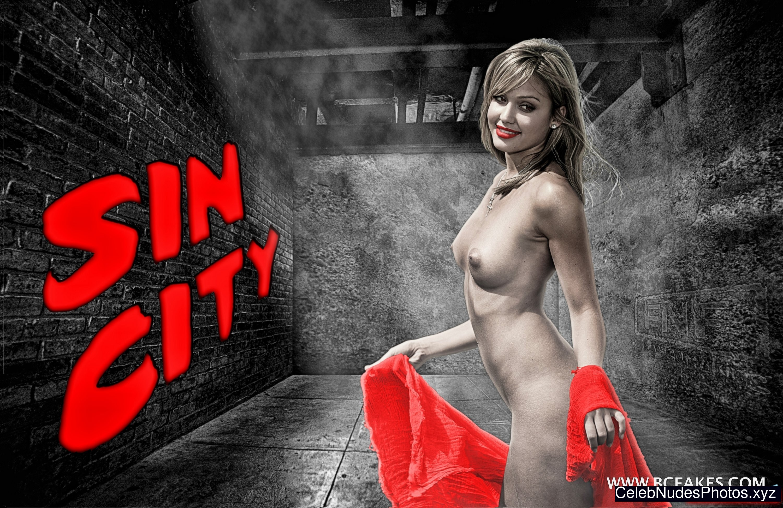 Jessica Alba Hot Naked Celeb sexy 18