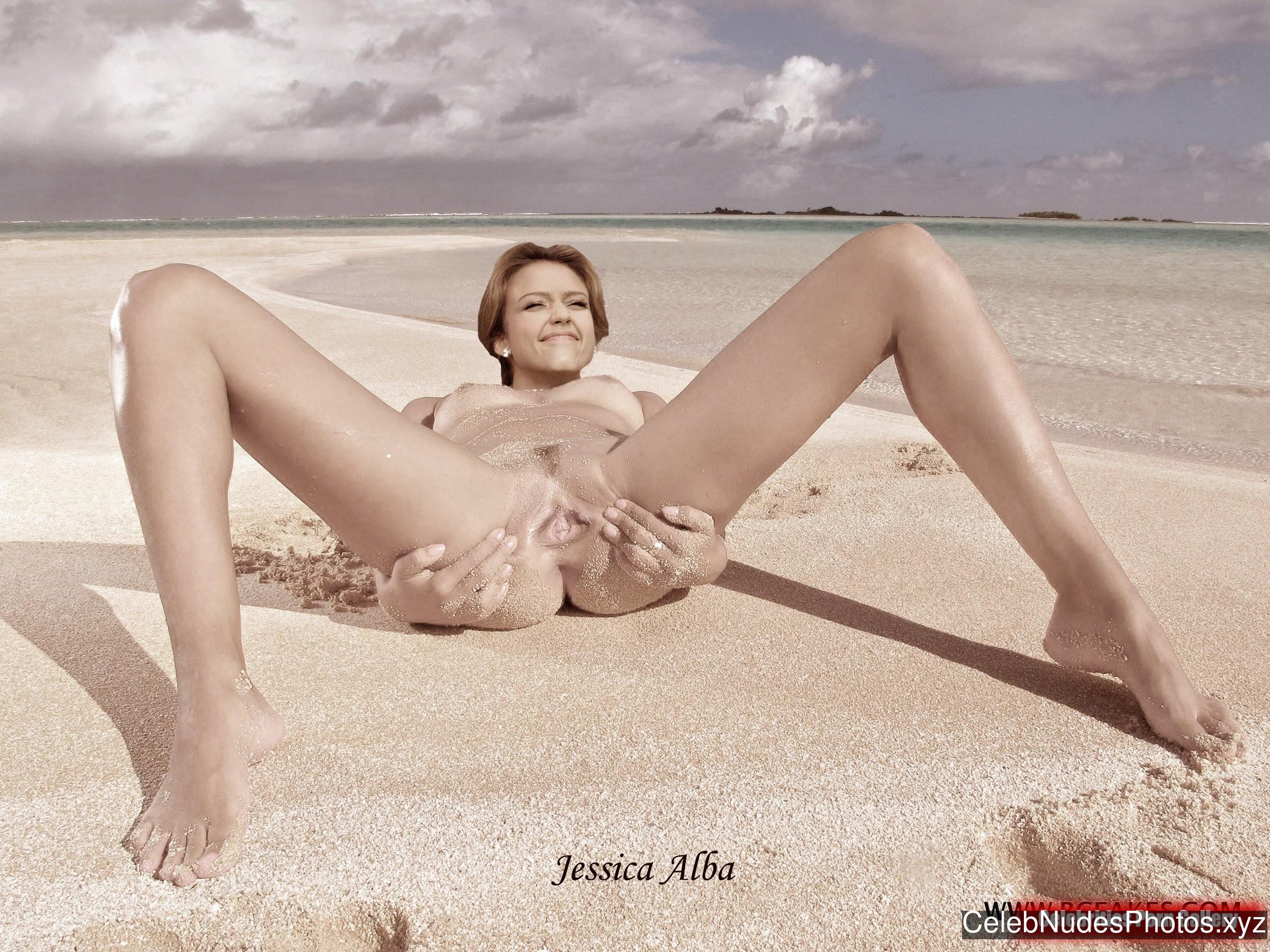 Jessica Alba Free Nude Celeb sexy 8