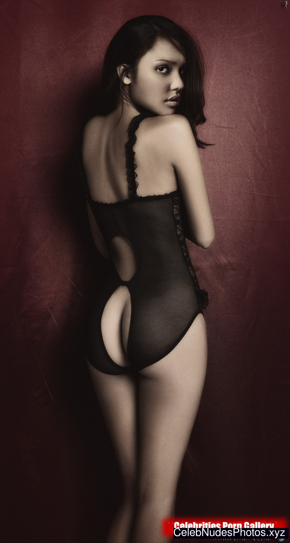 Jessica Alba Celebs Naked sexy 14