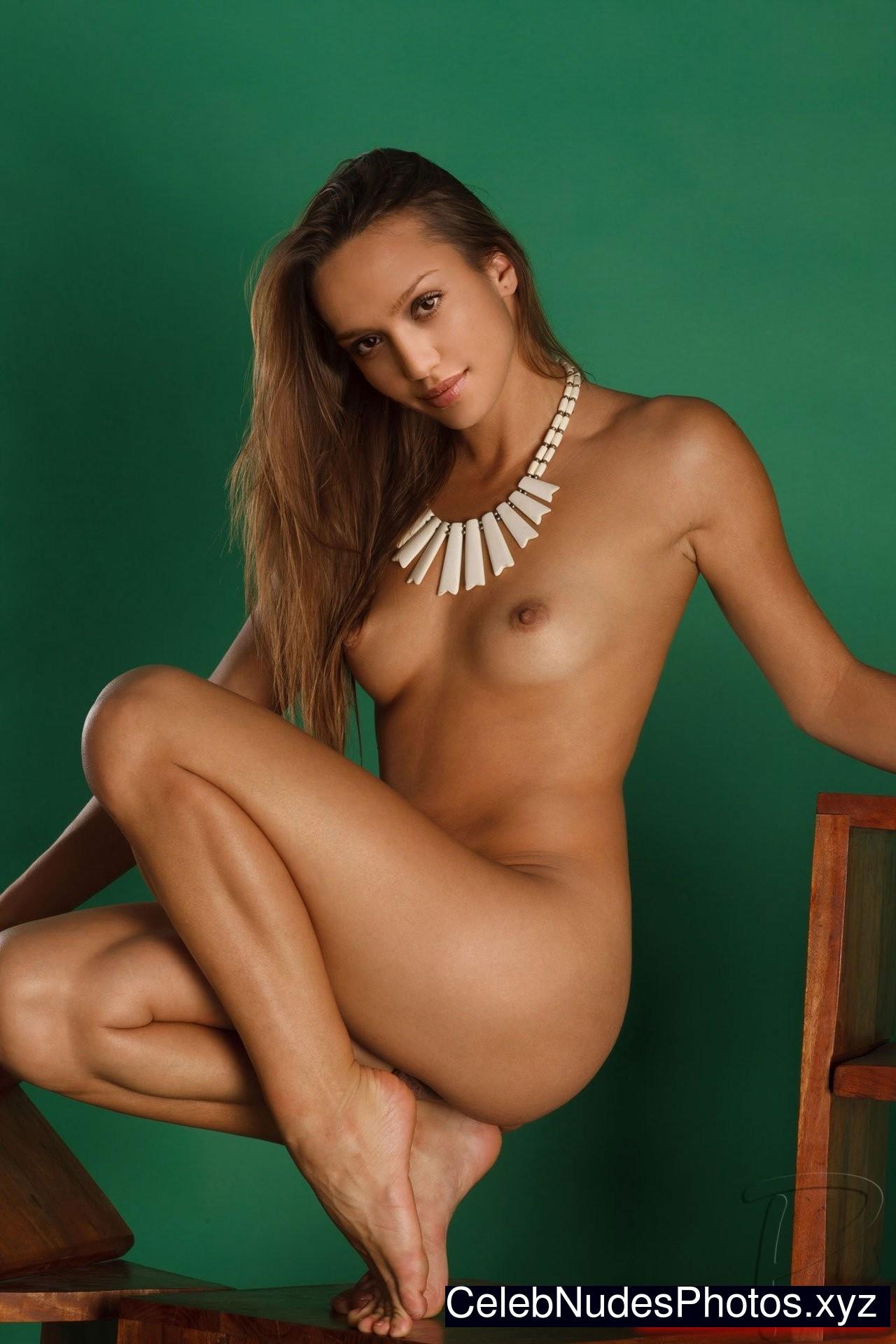 Very pity Jessica alba naked so real