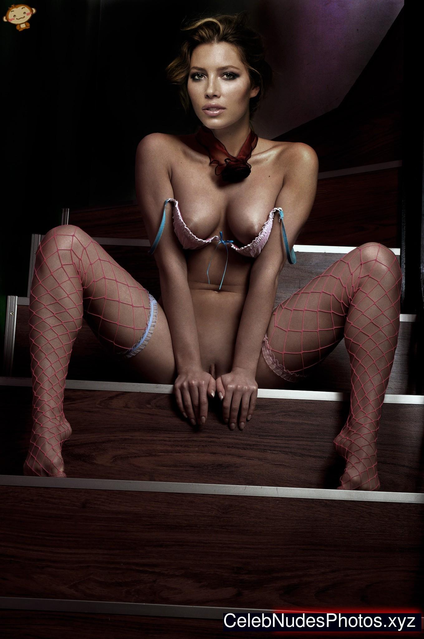 Jessica Biel Celebrities Naked sexy 4