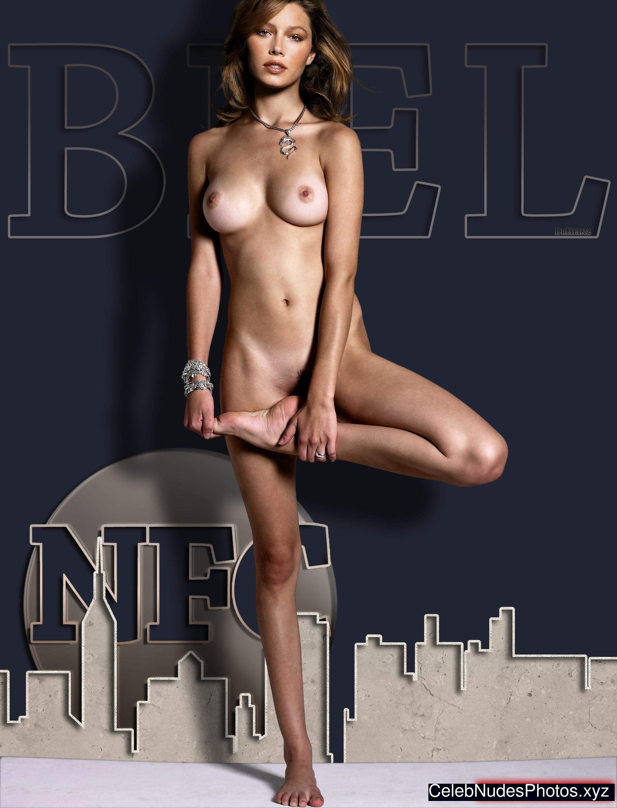 Jessica Biel Free Nude Celeb sexy 5
