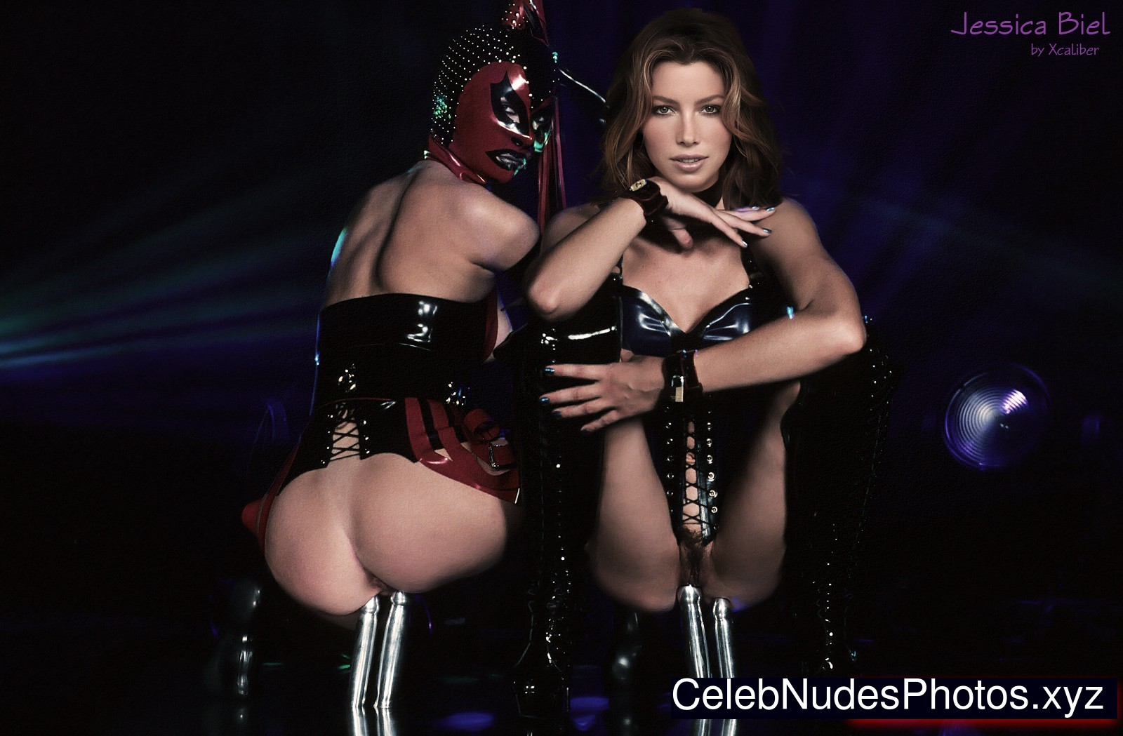 Jessica Biel Celebrity Nude Pic sexy 26