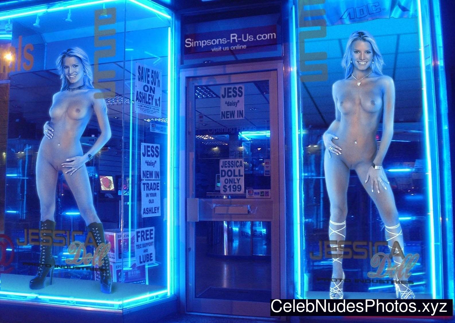 Jessica Simpson celebrity nude