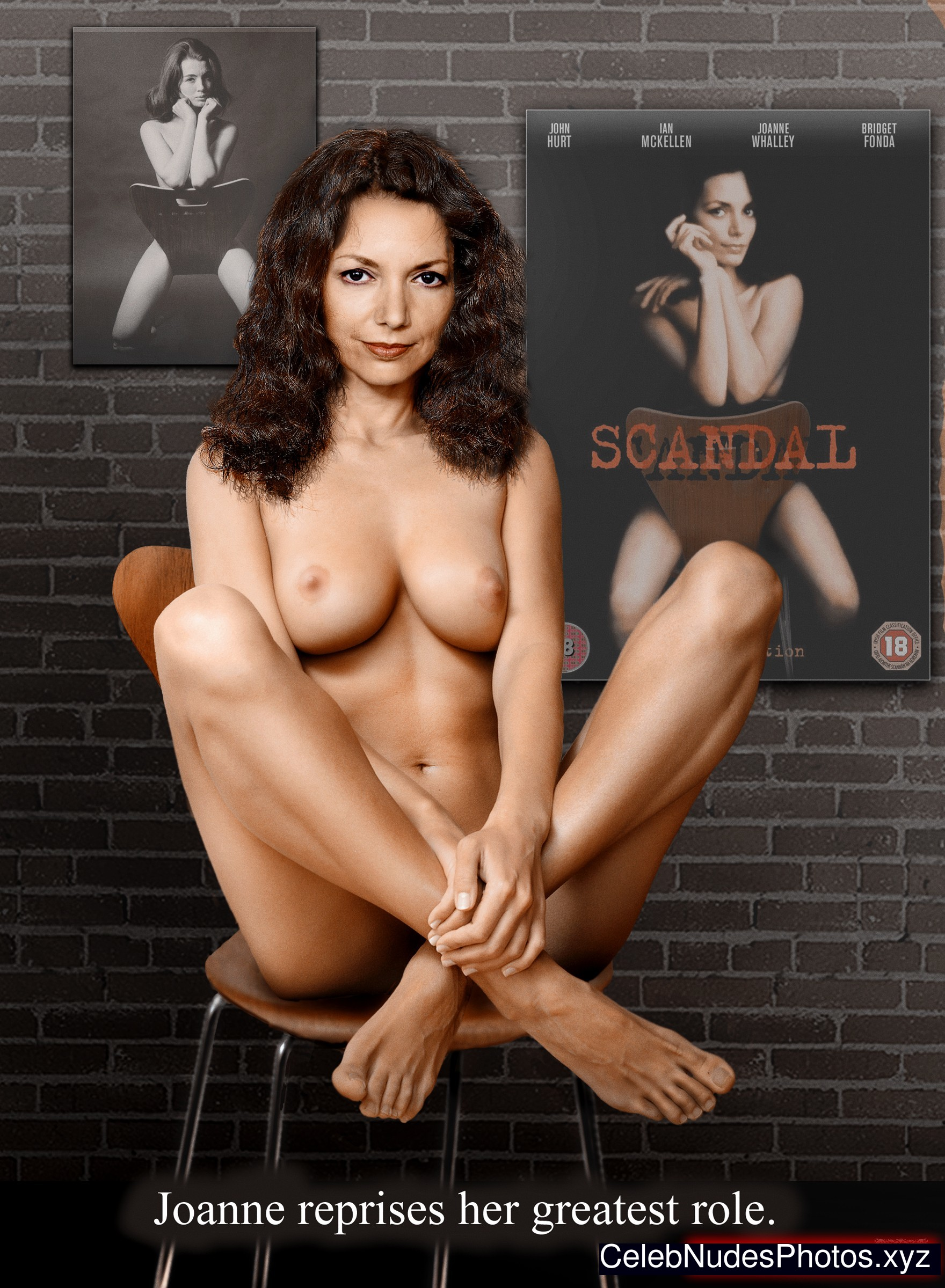 Joanne whalley nude opinion