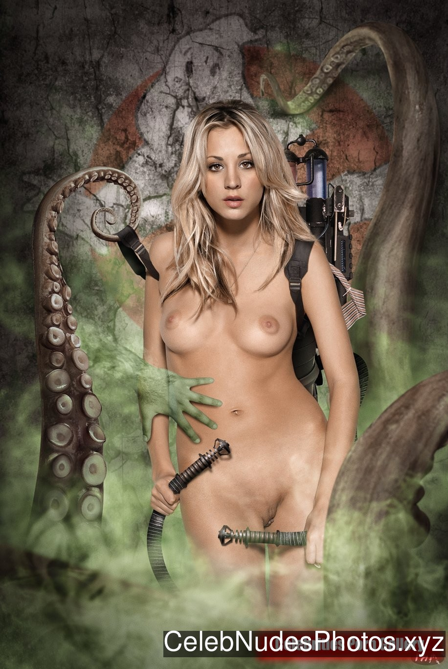 Kaley Cuoco Free nude Celebrity sexy 7