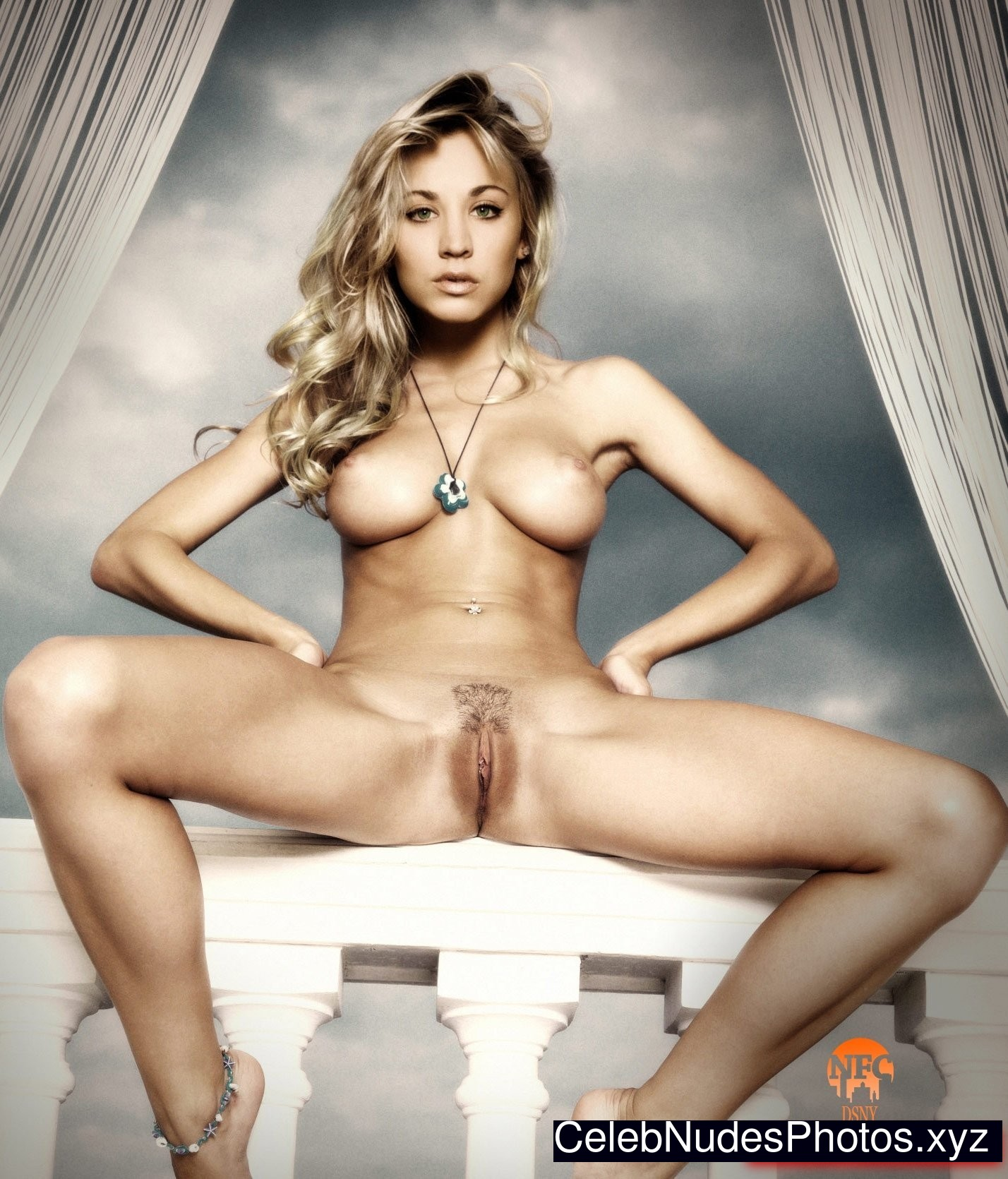 kaley cuoco naked photo gallery