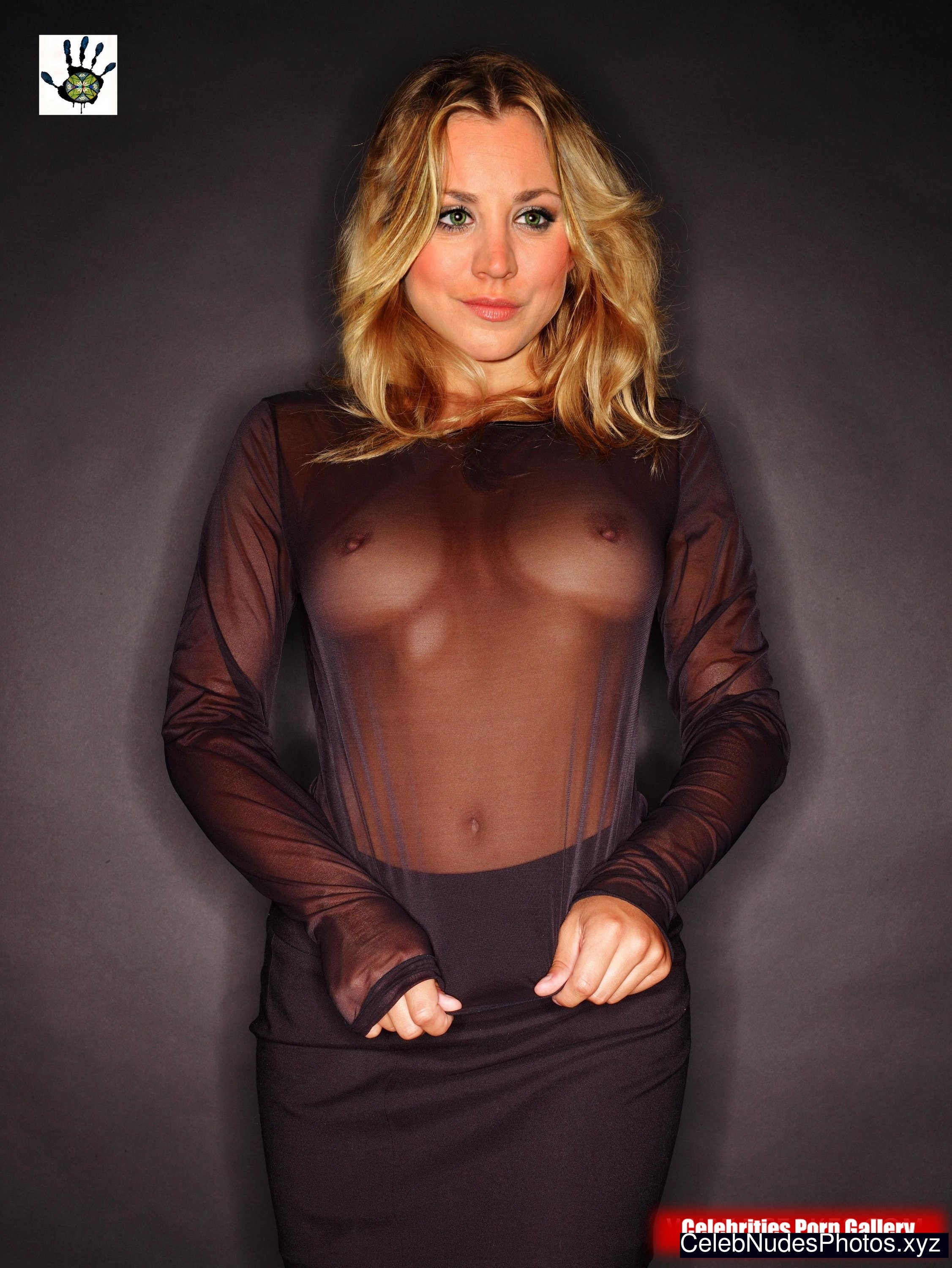 kaley cuoco xxx naked