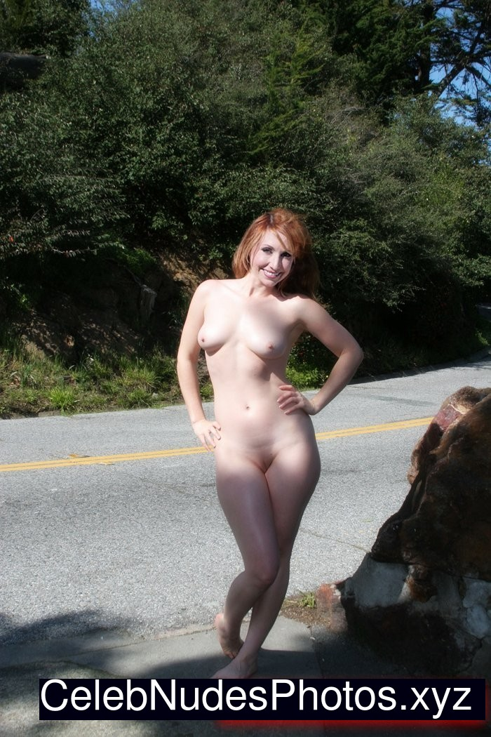 Riding her naked butt