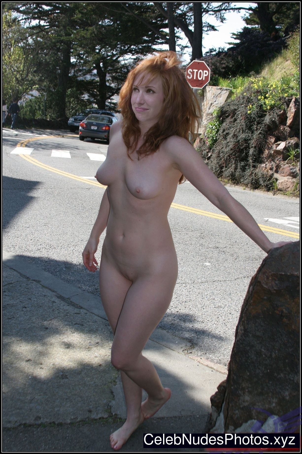 from Santana nude playboy pictures of kari byron