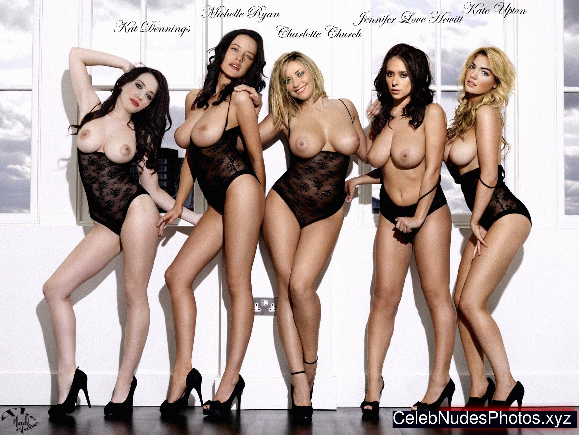 Kat Dennings Celebs Naked sexy 14