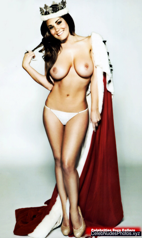 Kate Middleton Naked Celebrity Pic sexy 15