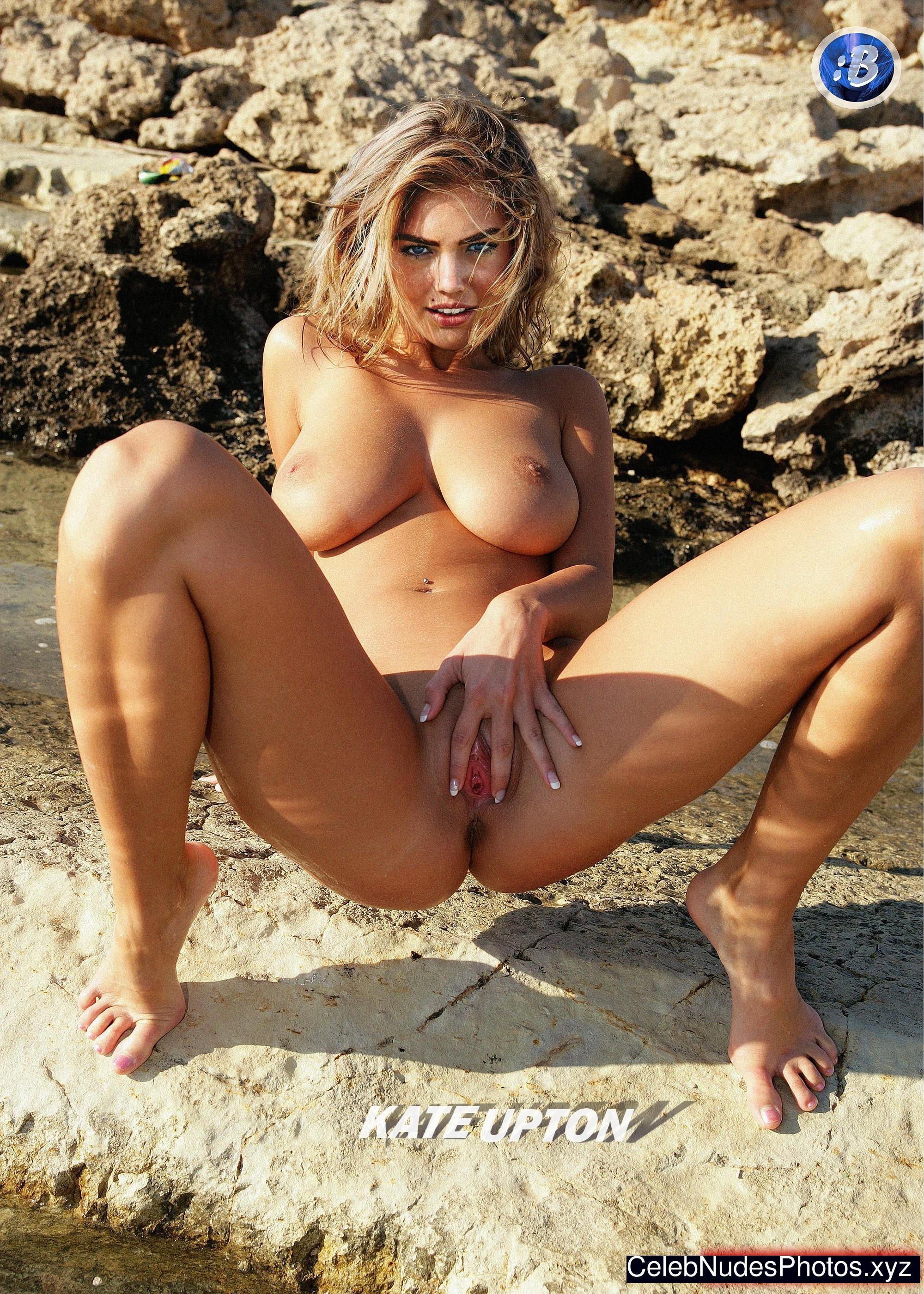 Nude pics of kate upton