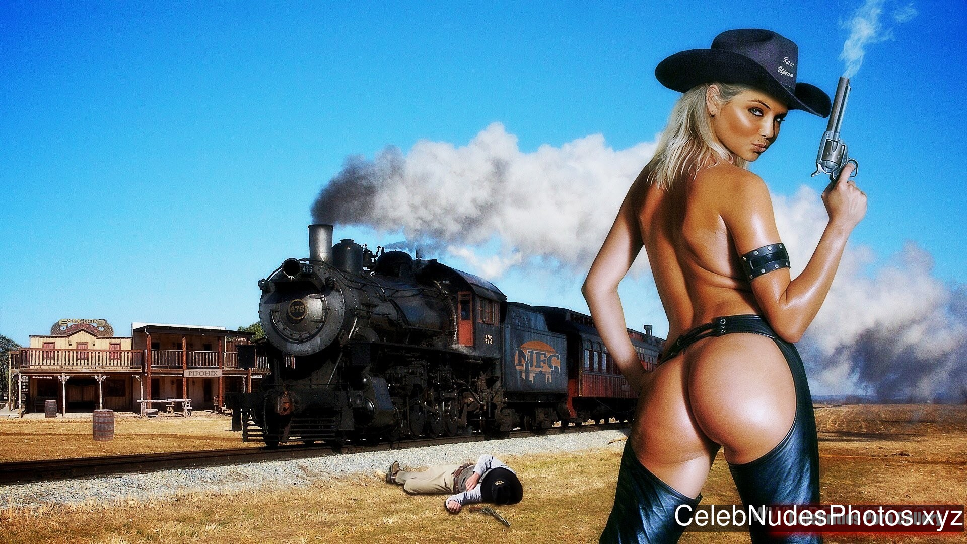Kate Upton Naked Celebrity sexy 20