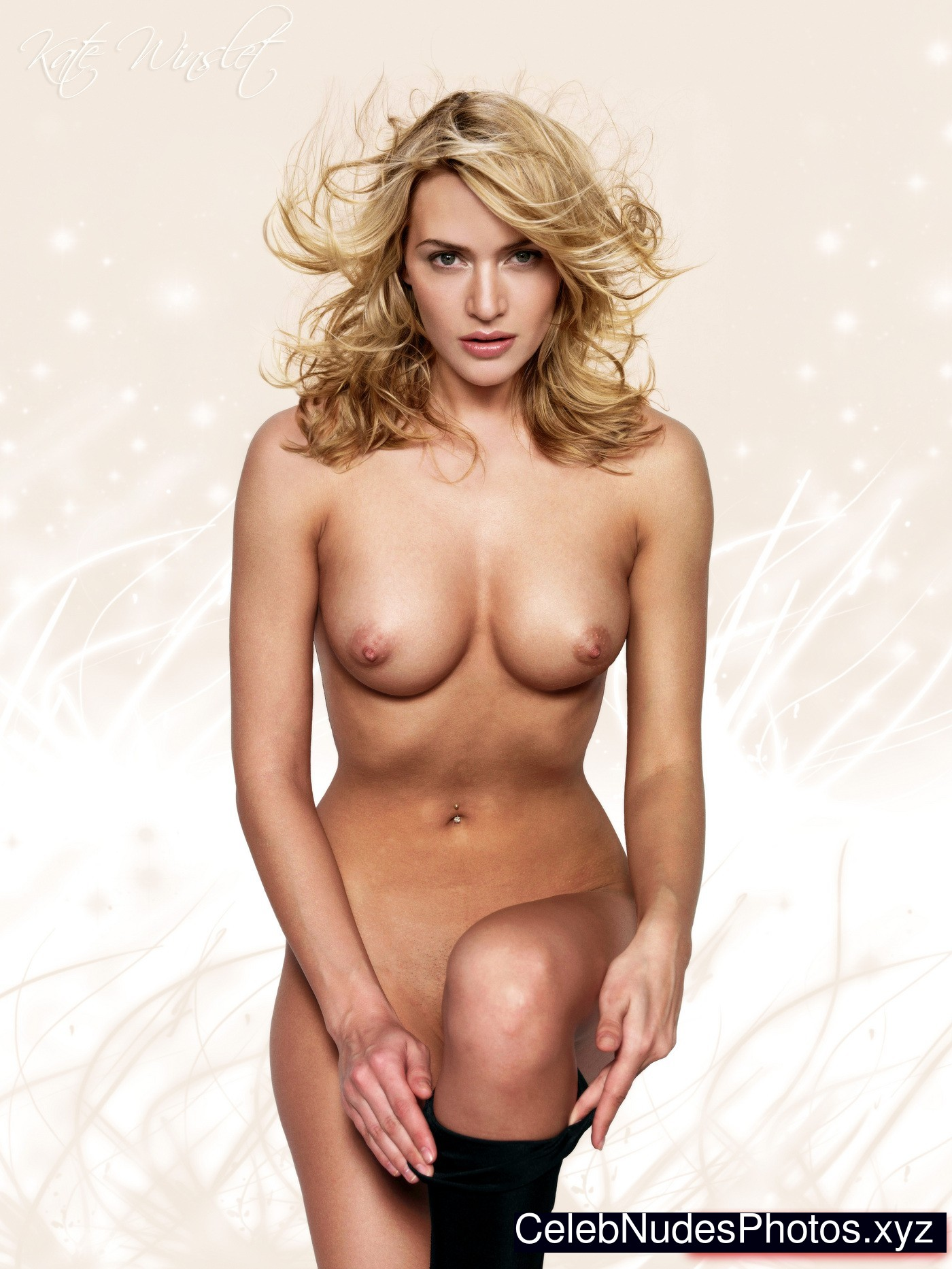 Excited kate winslet nude celebrity