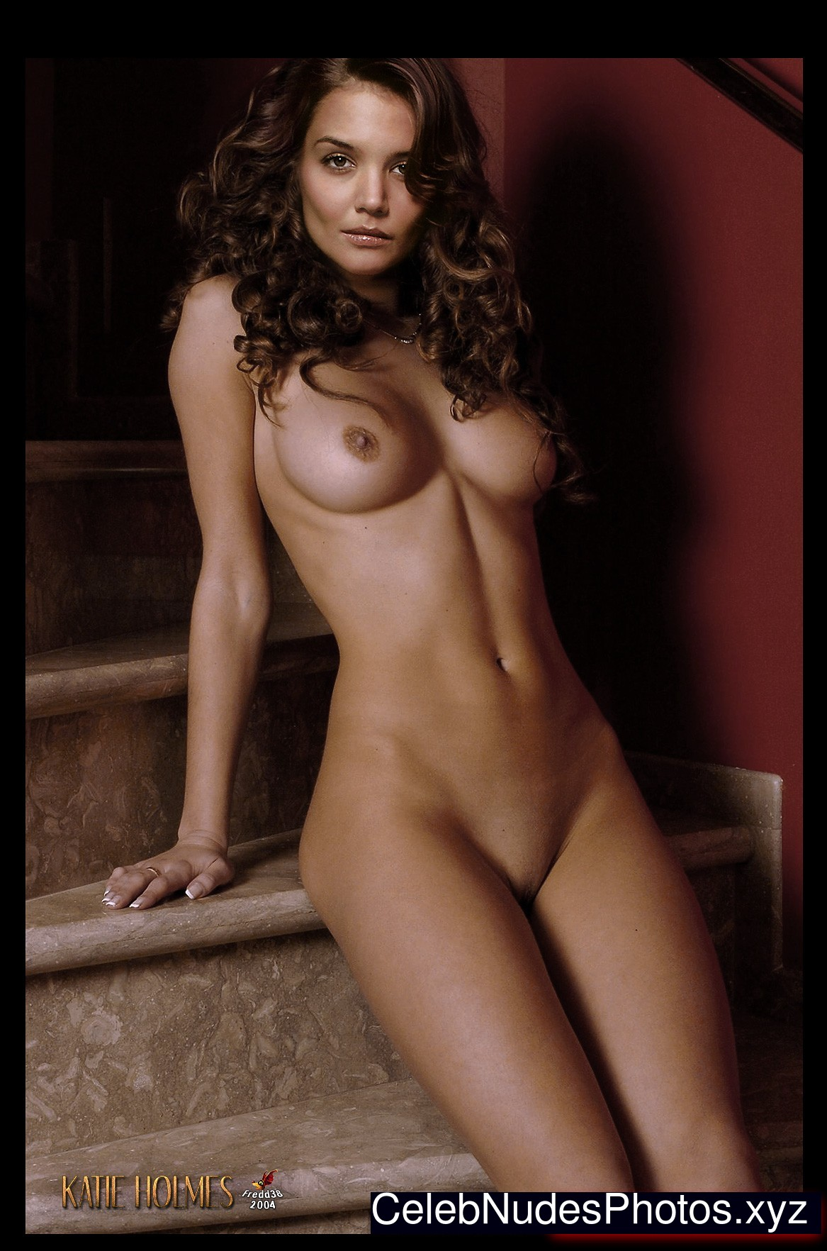 Katie Holmes Nude Celeb Pic sexy 30