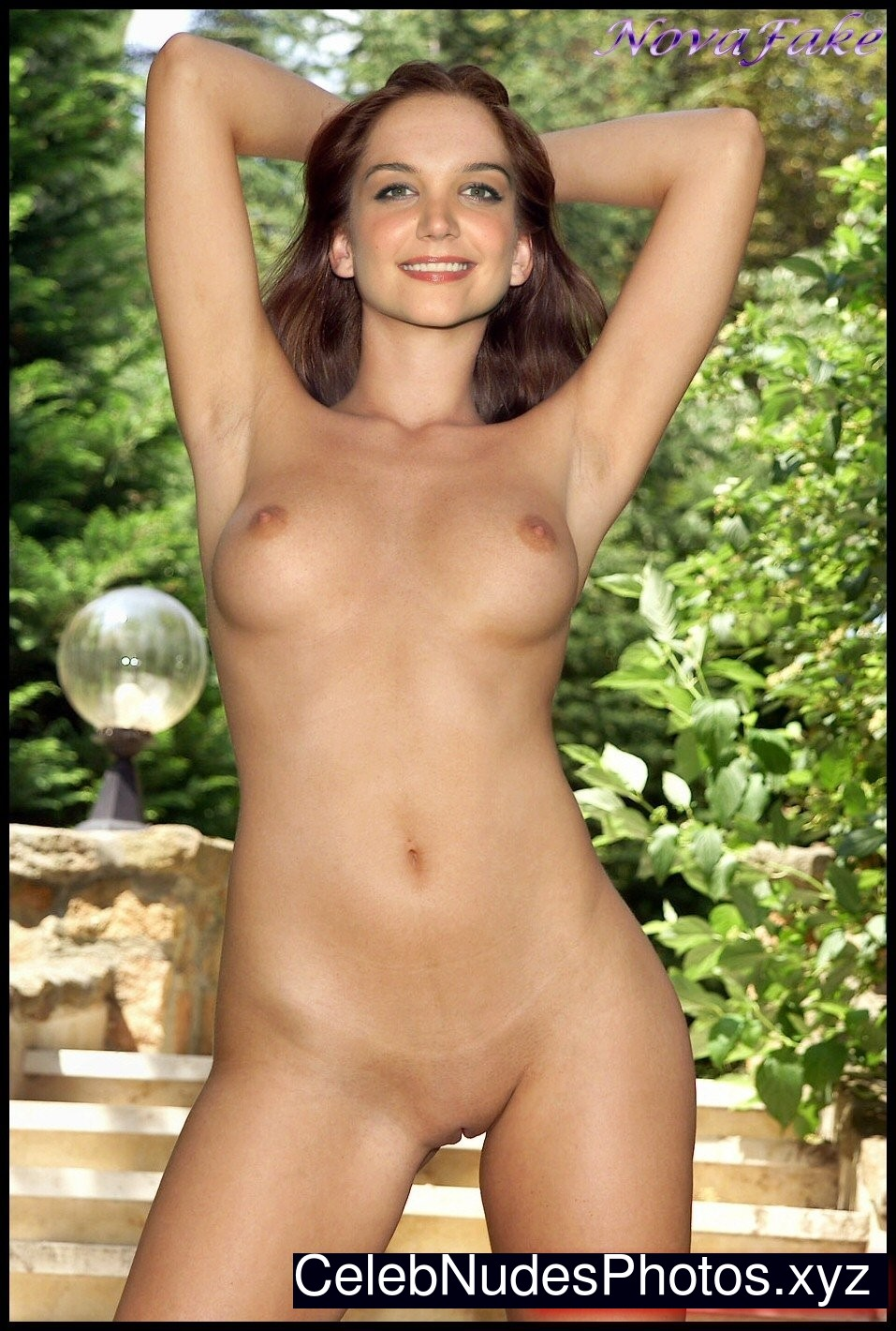 Lady katie holmes nude video yeah... Soooo