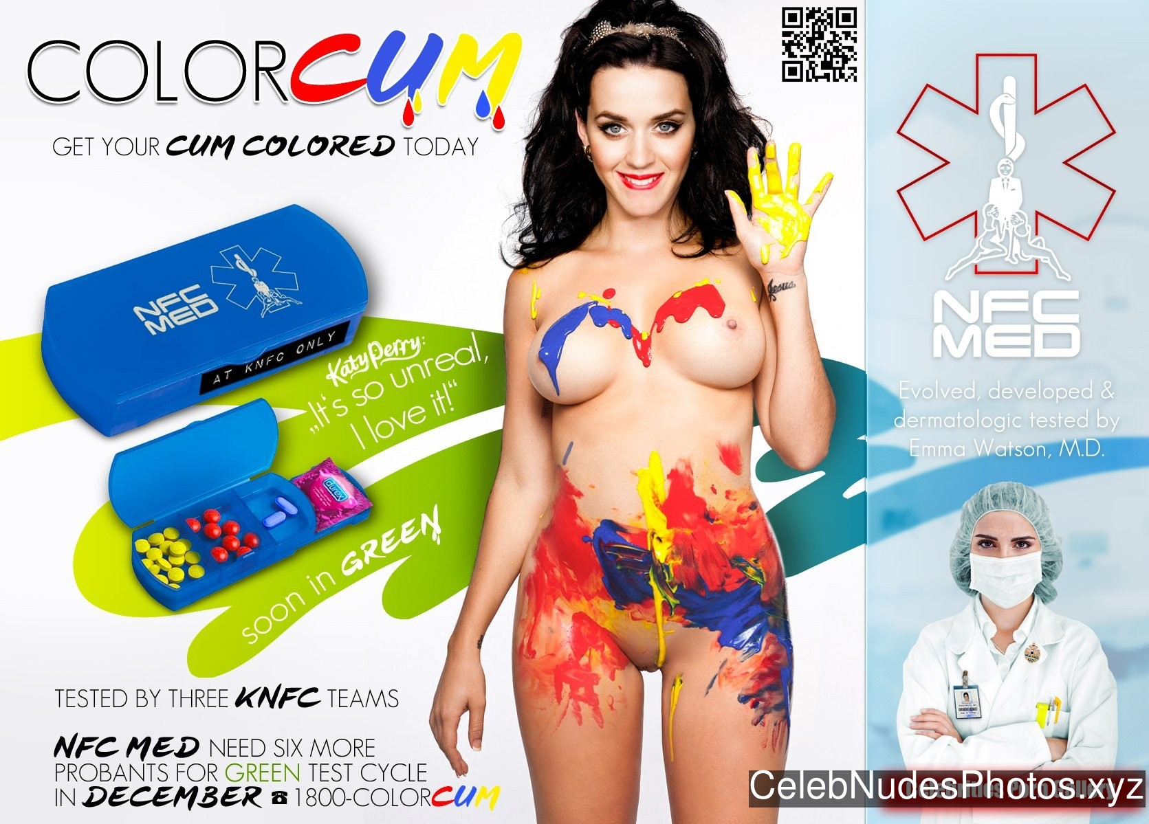 Katy Perry Naked Celebrity Pic sexy 6