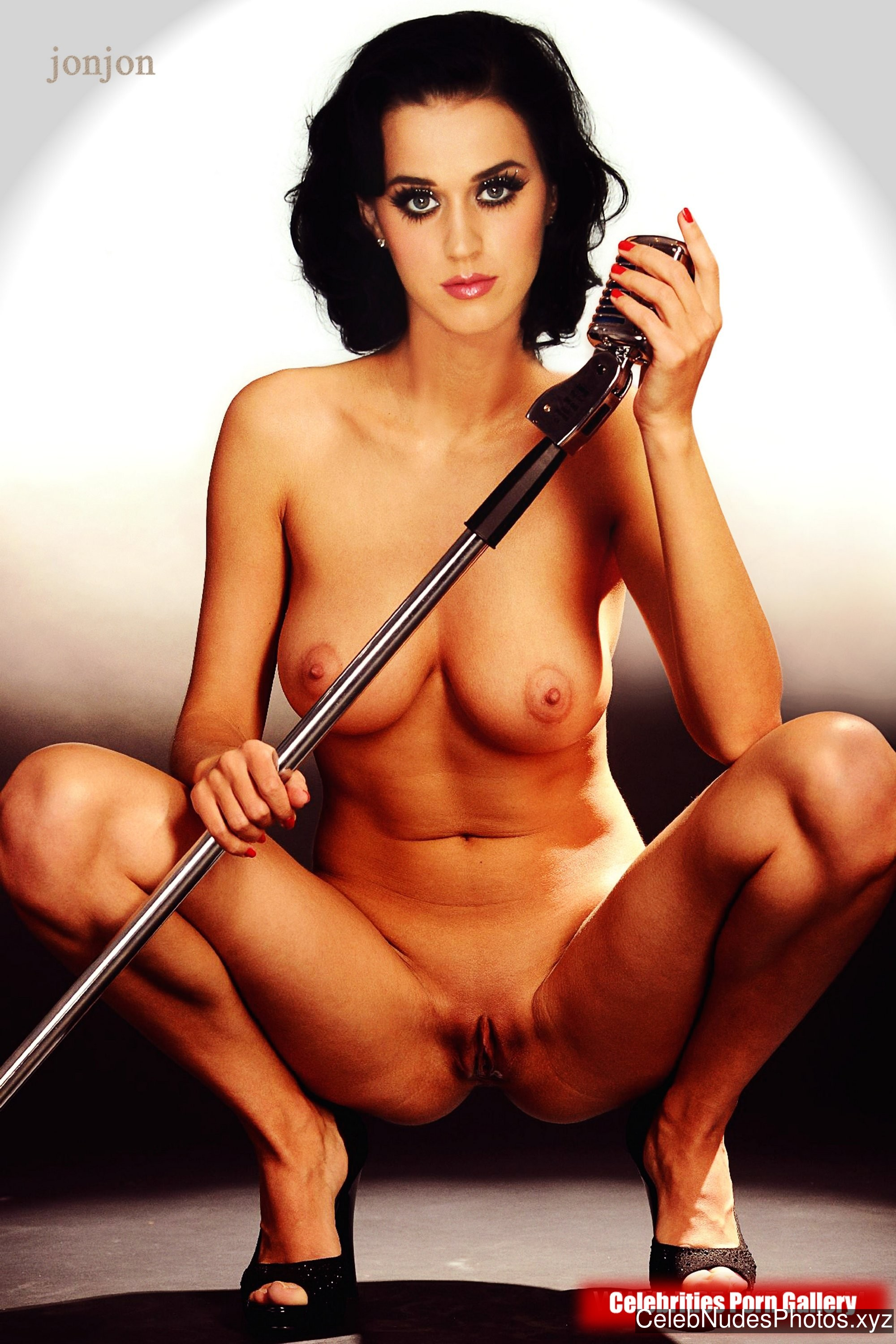 Katy Perry Famous Nude sexy 18
