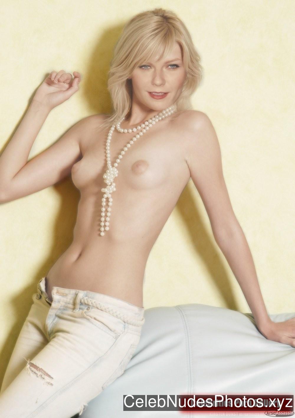 Kirsten Dunst Nude Celebrity Picture sexy 3