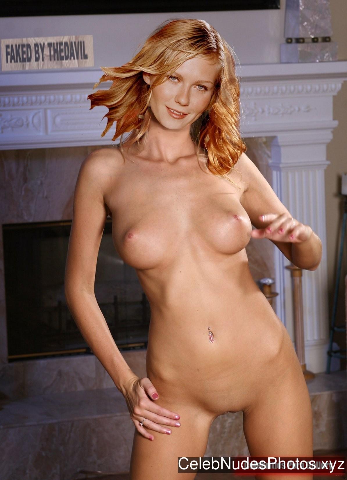 Kirsten Dunst Nude Celeb sexy 9