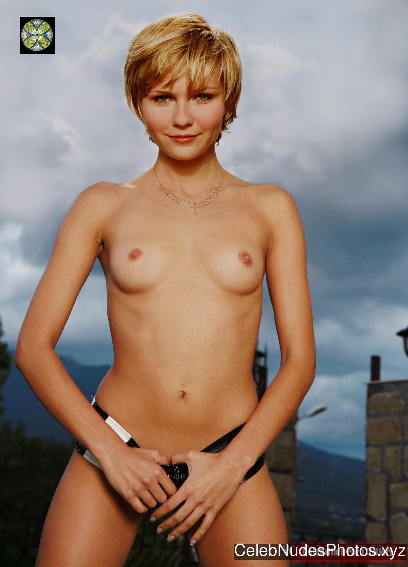 Kirsten Dunst Celebrities Naked sexy 19