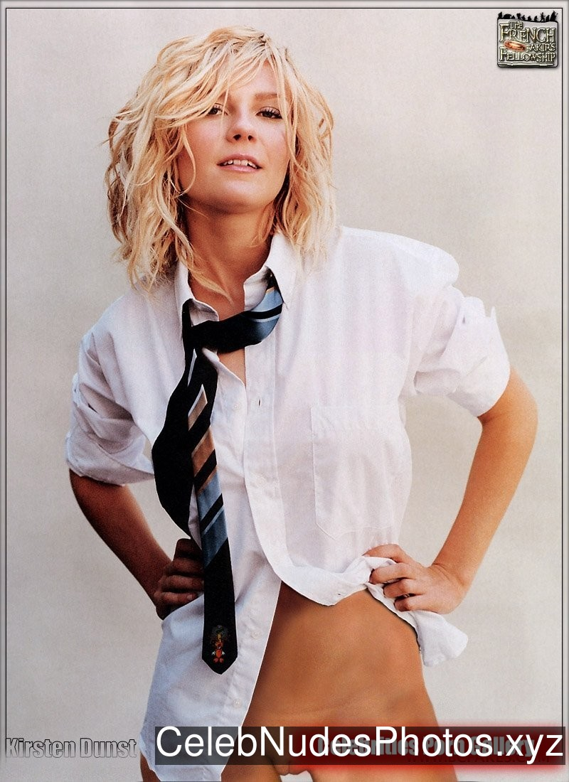 Kirsten Dunst Naked celebrity picture sexy 26