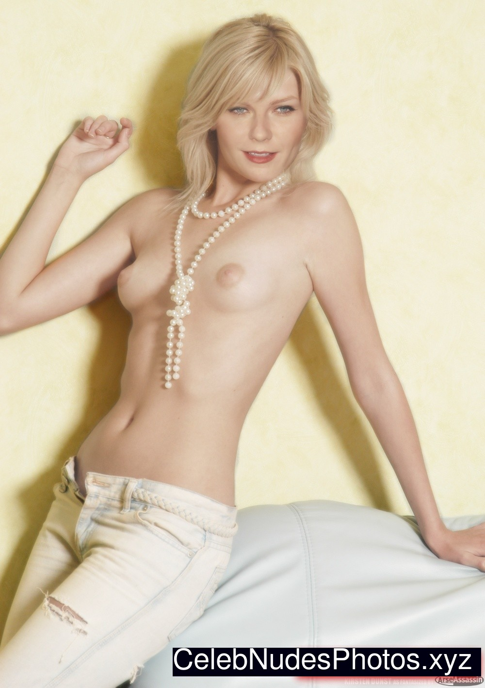 Kirsten Dunst Nude Celebrity Picture sexy 7